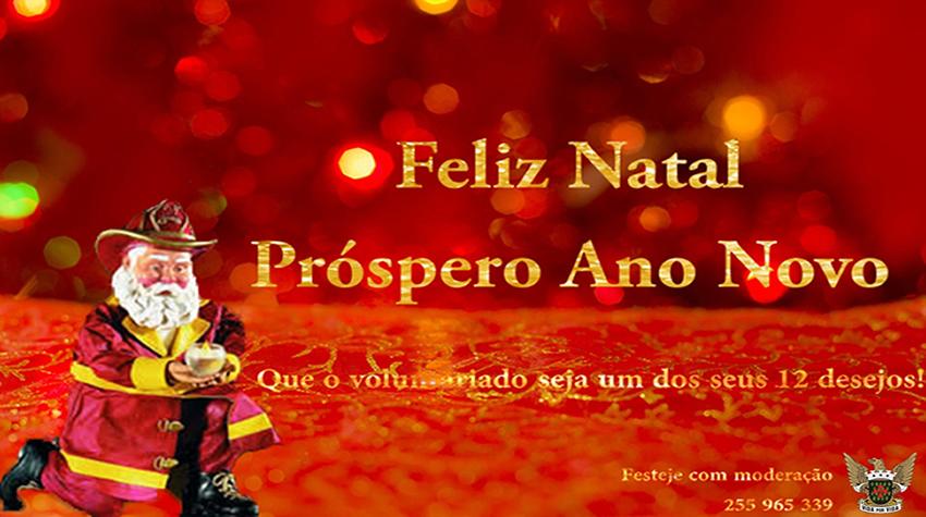Mensagem de Natal 2014