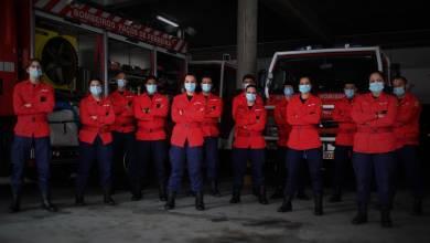 Bombeiros de Paços de Ferreira recrutam 13 estagiários